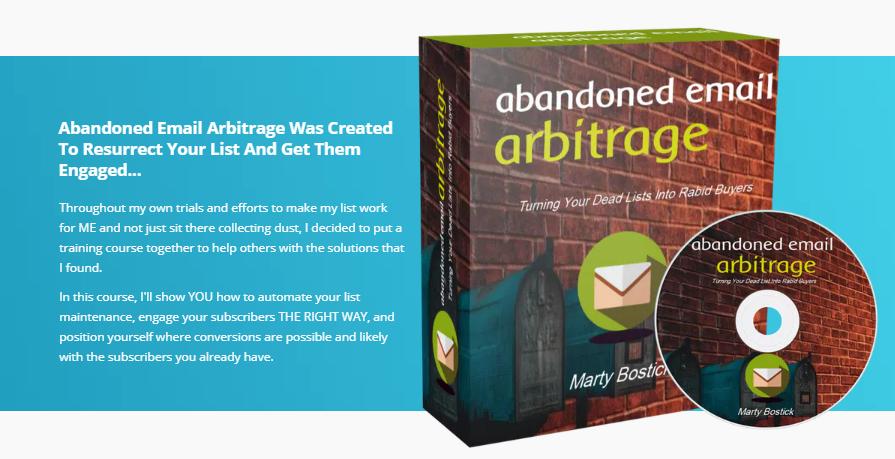 Abandoned Email Arbitrage WSO System