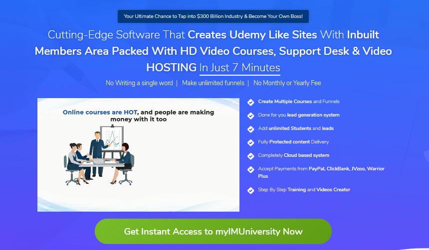MyIMUniversity 2 Software OTO Upsell by Amit Pareek