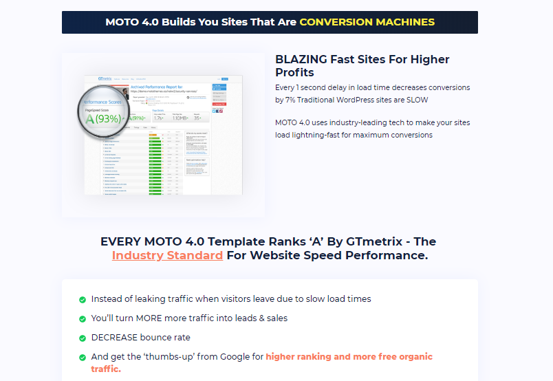MotoTheme 4.0 Commercial OTO Upsell by Vivek Gour