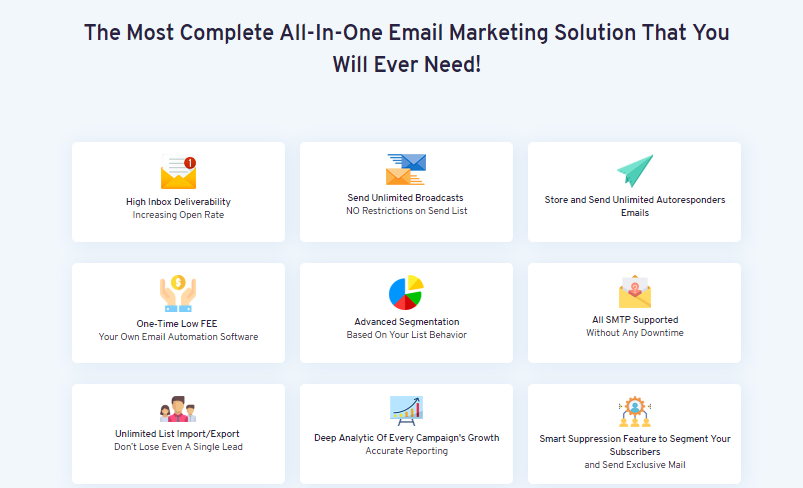 Smtp Inbox Unlimited