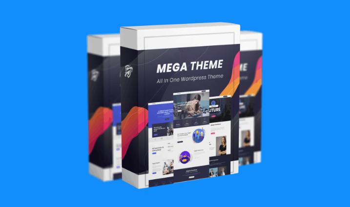 Mega WP Theme Review + Mega WP Theme OTO Upsell + Video Demo
