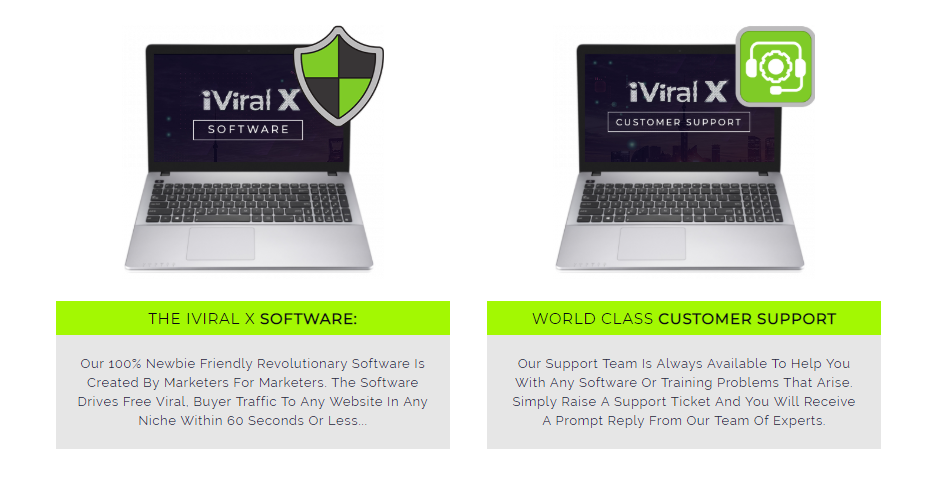 iViral X Software OTO Upsell Review by Billy Darr