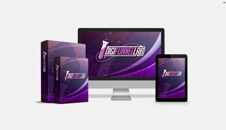 DigiFunnel Lab App & OTO Upsell by Glynn Kosky