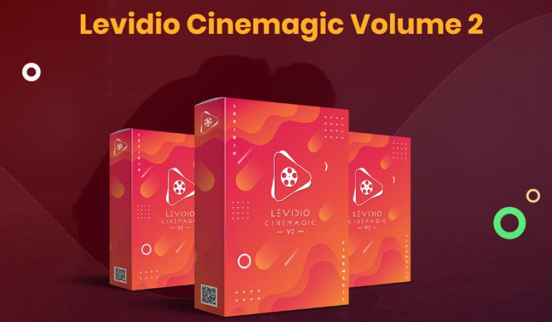 Levidio Cinemagic V2 Review + Levidio Cinemagic V2 OTO