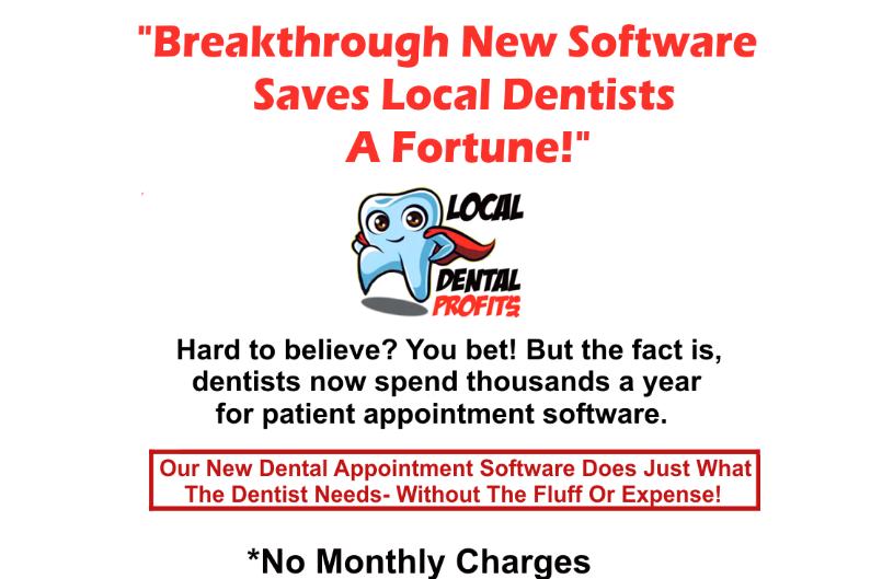 Local Dental Profits App OTO Review & Upsell by Mo Taqi
