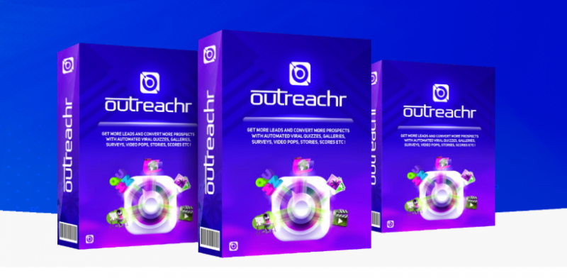 OUTREACHR App Review & OTO Upsell by Simon Warner