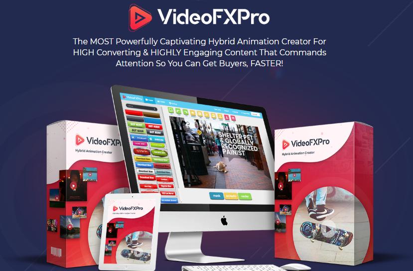 VideoFXPro App OTO Upsell Review by Brett Ingram