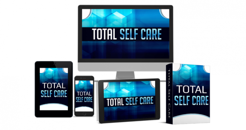 Total Self Care PLR Pack by Tiffany Lambert