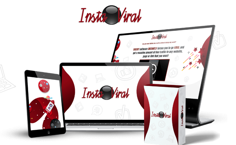 InstaViral App & OTO Upsell by Mike From Maine