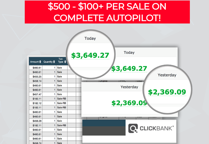 HIGH TICKET HIJACK PRO + OTO Upsell by Glynn Kosky Review - Best Complete Software Solution includes EVERYTHING to bank big selling OTHER peoples high ticket products and Effortlessly Make Over $1,000+ Per Day In High Ticket Commissions 1