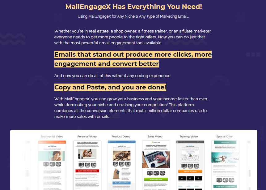 MailEngageX & OTO Upsell Review by Team LetX