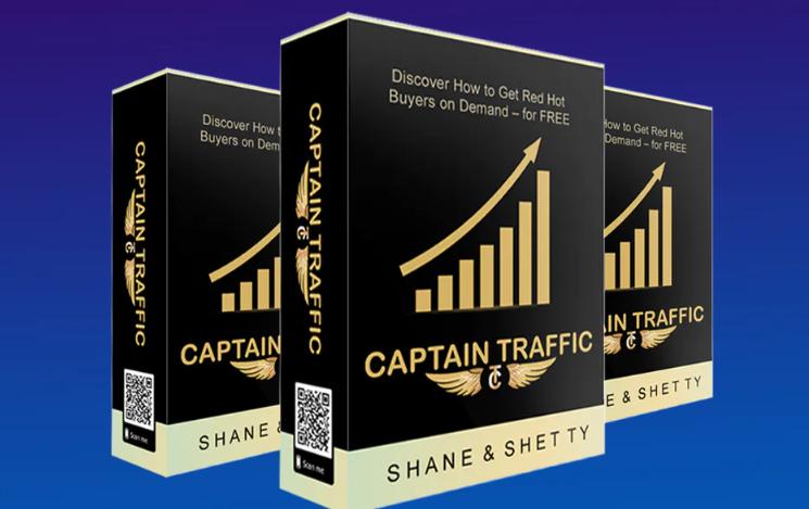 Captain Traffic System & OTO Upsell