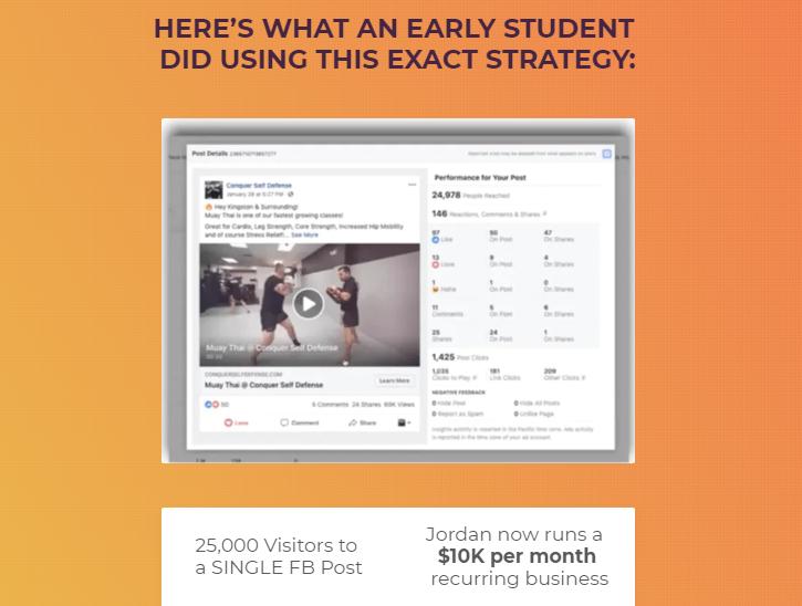 Social Video Adz Training & OTO Upsell by Ryan Phillips