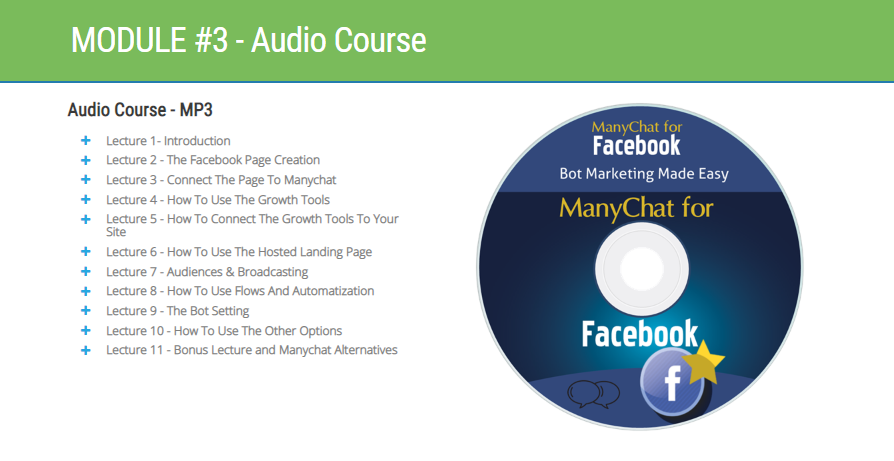 ManyChat for Facebook PLR & OTO Upsell by Shelley Penney