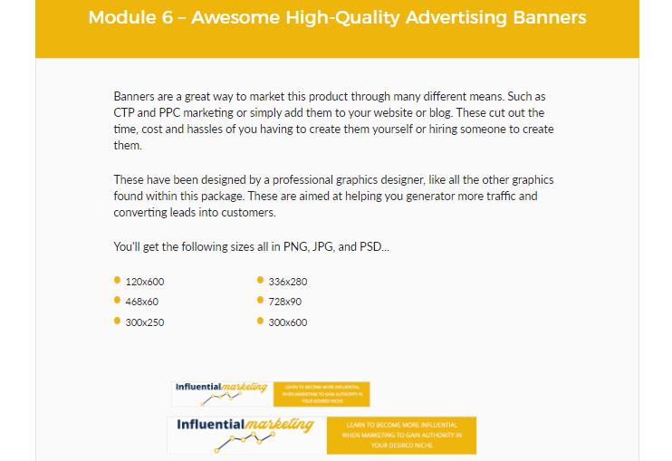Influential Marketing PLR & OTO Review by PLR Lobby