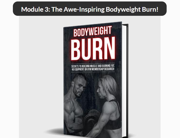 Bodyweight Burn PLR Bundle & OTO Review by Huw Hughes