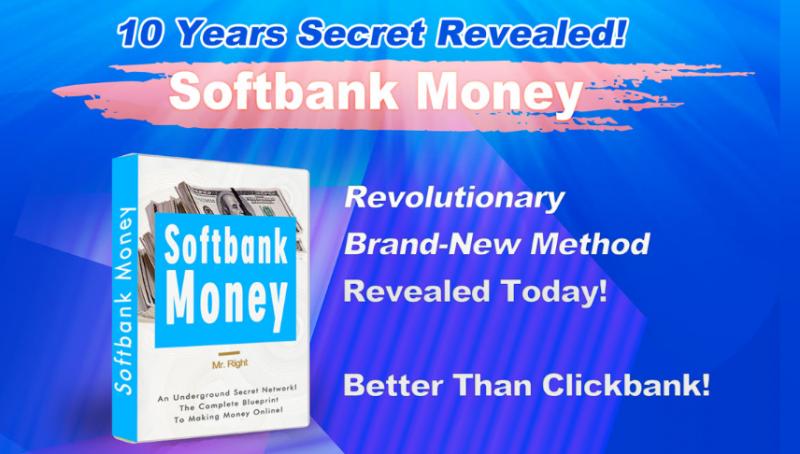 Softbank Money Method & OTO by Mr Right