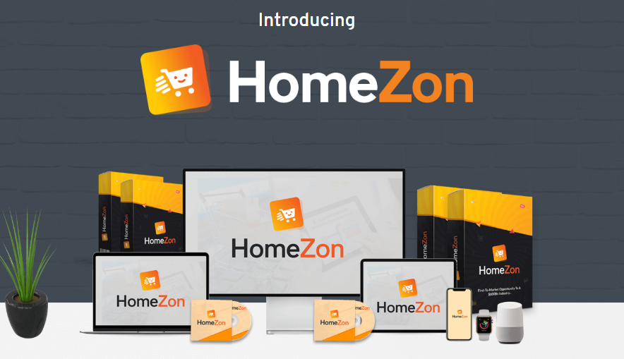 HomeZon System Platinum & OTO by Tommy Mello