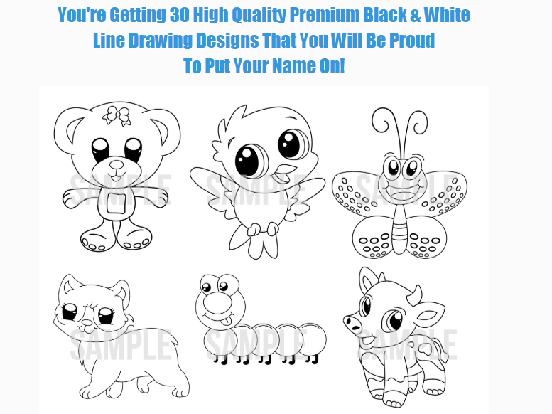 Cute Animals Pack Bundle Review by Huw Hughes