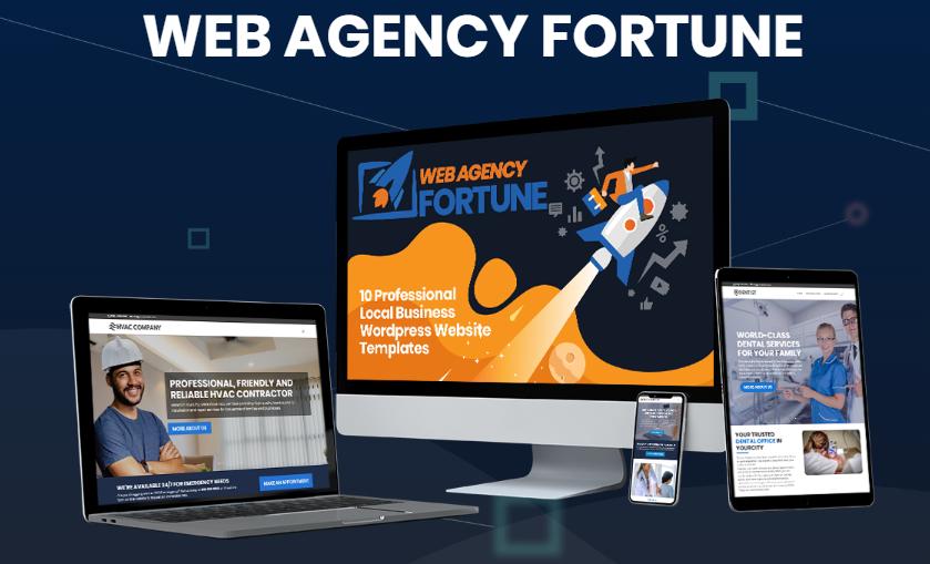 Web Agency Fortune Vol.1 + OTO