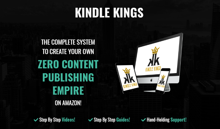 Kindle Kings & OTO by Robert Phillips