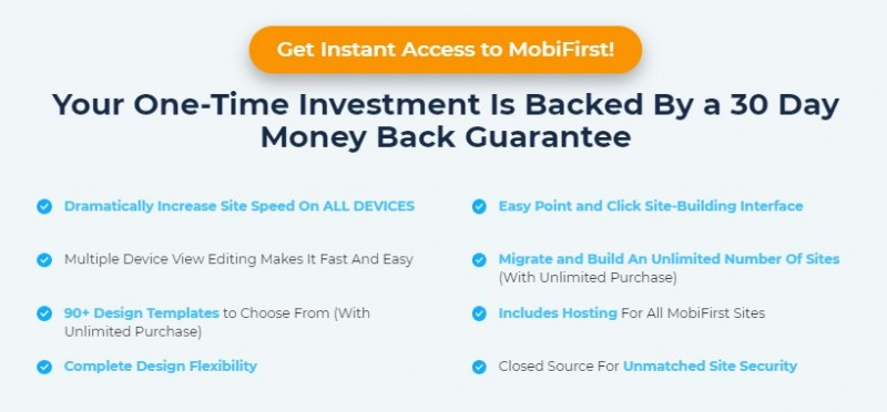 MobiFirst Migrate + OTO Upsell by Todd Gross