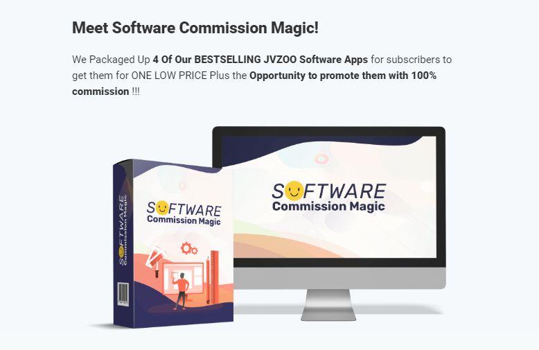 Software Commission Magic Bundle OTO