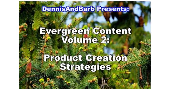 EG02: Evergreen Product Creation