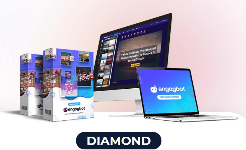Engagbot PRO Diamond Edition Upgrade OTO by Brett Ingram