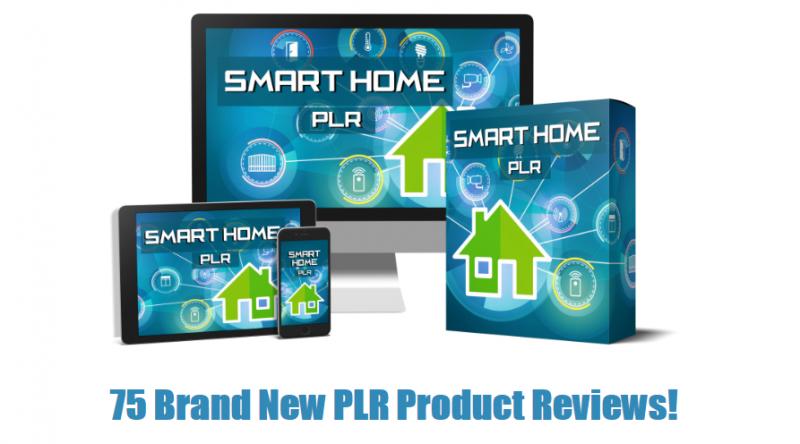 Smart Home PLR & OTO by Tiffany Lambert