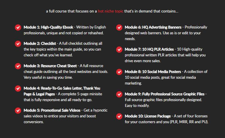 Time Management For Internet Marketers PLR & OTO by PLRLobby