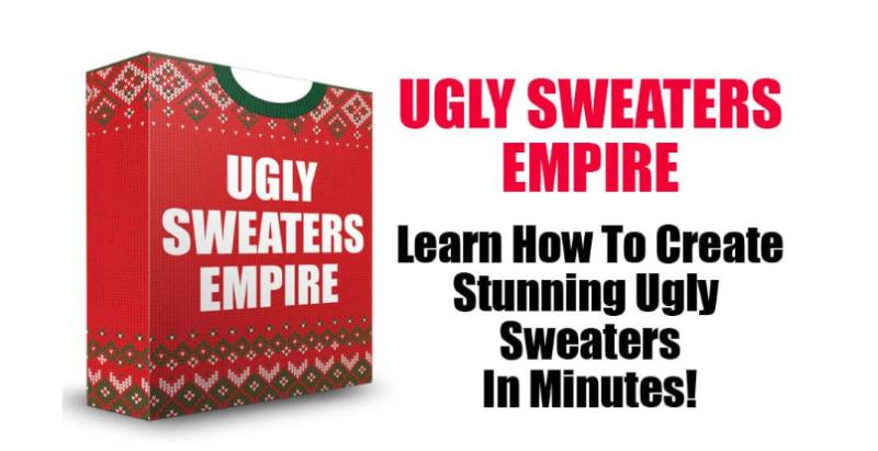 Ugly Sweaters Empire Training by Alessandro Zamboni