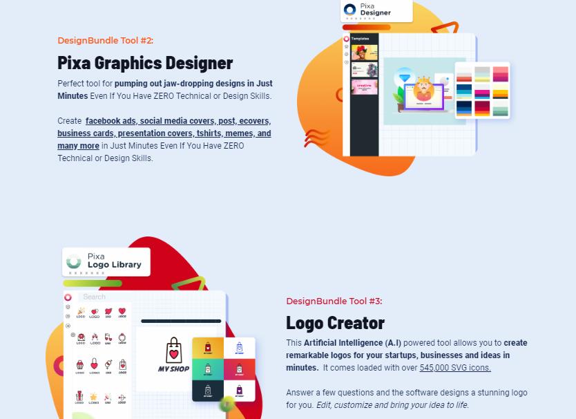 DesignBundle Local Agency+OTO Upsell by Ifok Nkem