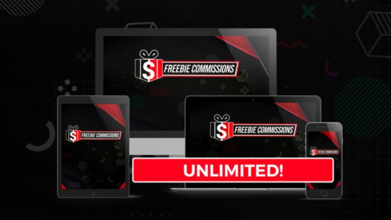 Freebie Commissions PRO Unlimited Upgrade OTO by Glynn Kosky