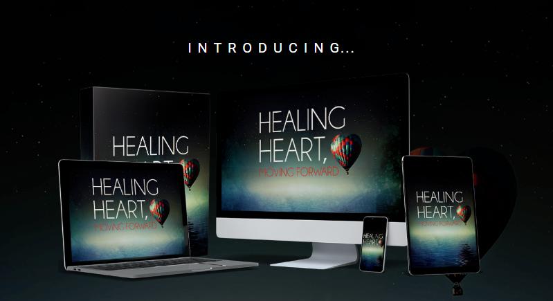 Healing Heart Moving Forward PLR by Dexter Paglinawan