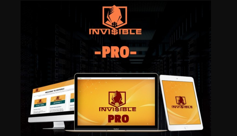 Invi$ible Pro Unlimited Upgrade OTO by Jono Amstrong