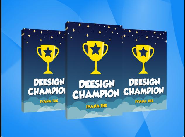Deesign Champion Templates & OTO by Ivana The