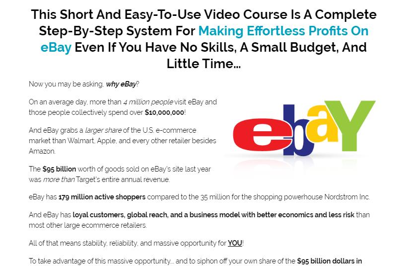 Easy eCash Training & OTO Upsell by Will Allen