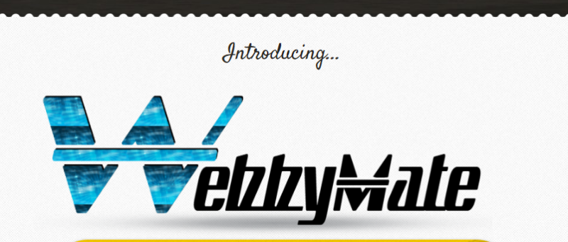 WebbyMate & OTO Upsell by Michael Thomas & Brett Rutecky