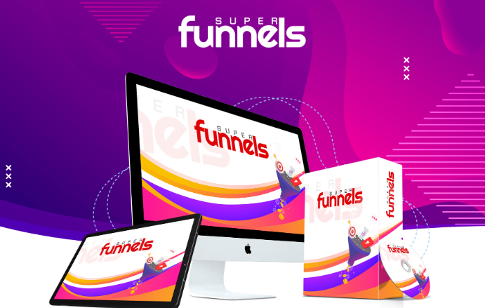 Super Funnels System & OTO Upsell (Flash Sale 2020 Discount!) - Powerfull Funnell System That will 3X your traffic sources fast and unlock a constant flow of traffic and conversions