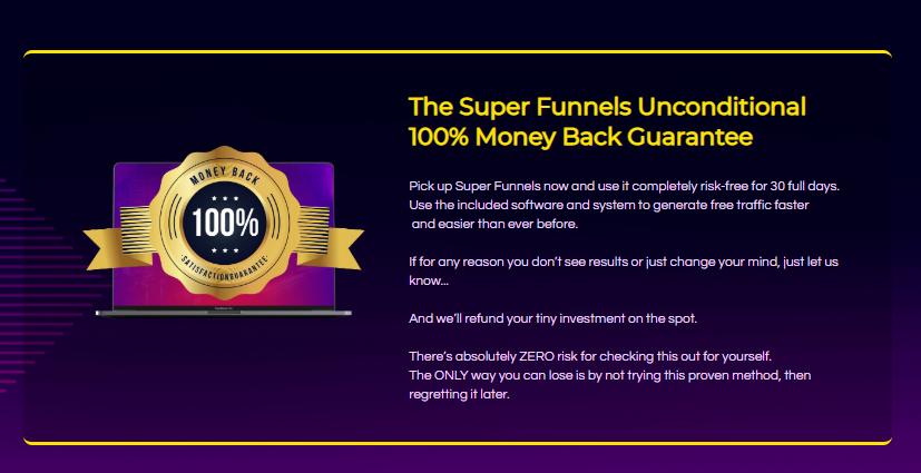 Super Funnels Software & OTO by Brendan Mace & Jono Amstrong