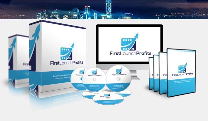 First Launch Profits by Hafsteinn Thordarson