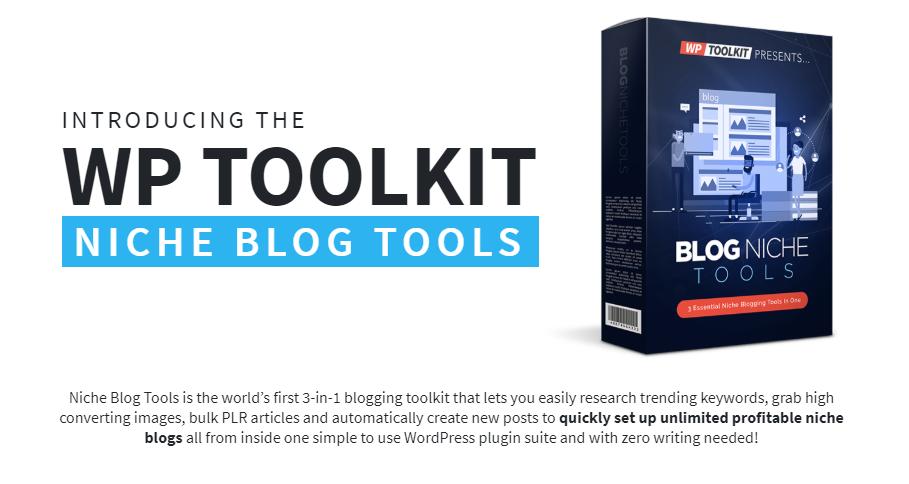 Niche Blog Tools Plugin & OTO by Matt Garret