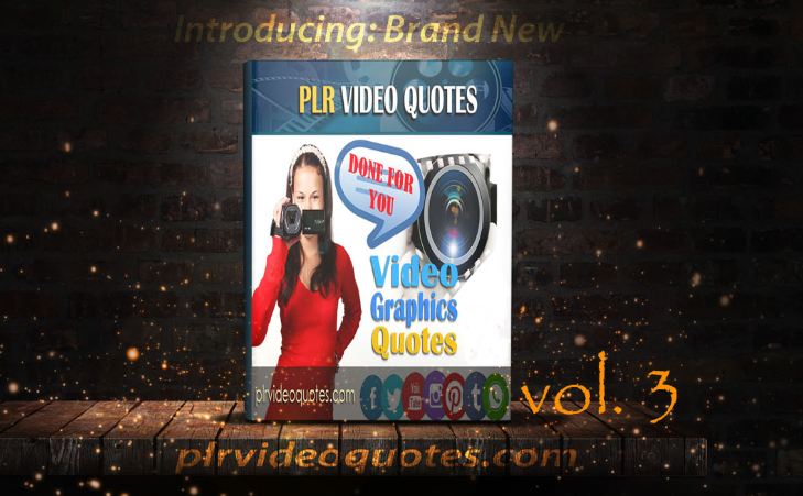 PLR Video Quotes Vol.3 & OTO by Bhakra Gani Review