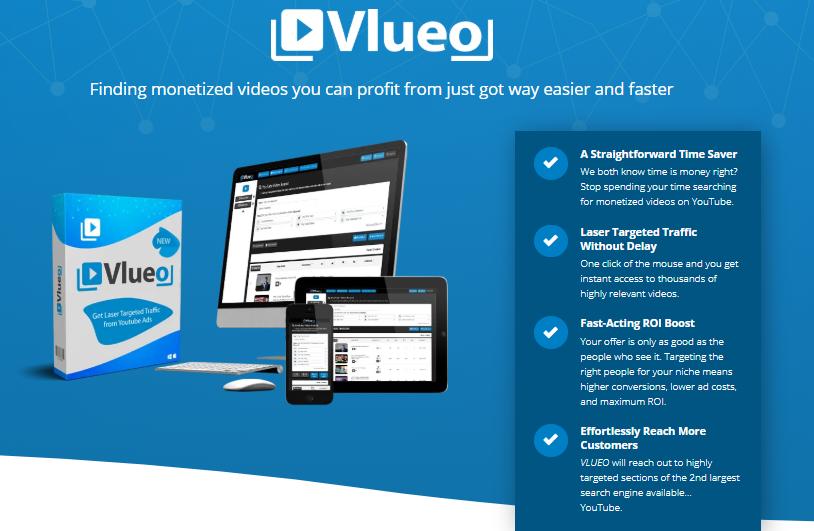 Vlueo Software & OTO by David Walker