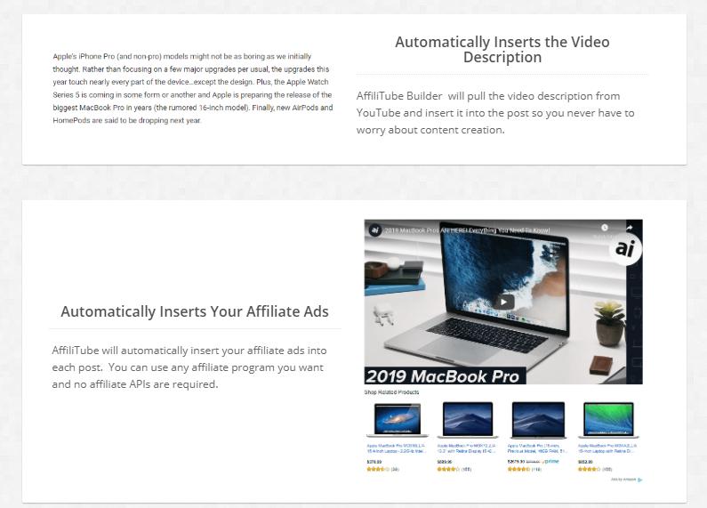 AffiliTube Site Builder Plugin & OTO by Kurt Chrisler