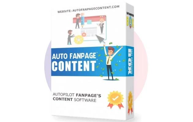 Auto Fanpage Content & OTO