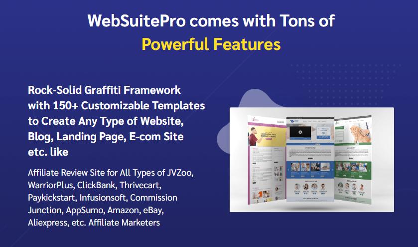 WebSuitPro WordPress Theme & OTO by Amit Pareek