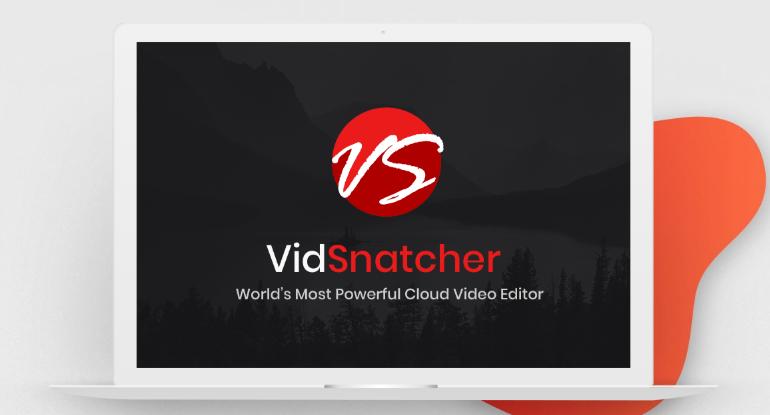 VidSnatcher Software & OTO by Todd Gross