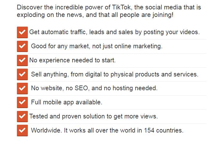 TikTok Empire Training Course & OTO